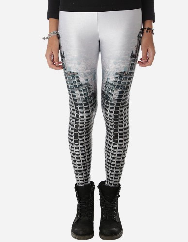1Up - Bangkok Leggins grey