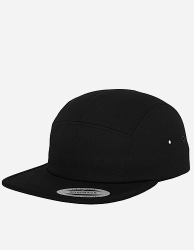 Depot2 Berlin - 5 Panel Cap black