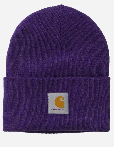 Carhartt WIP - Acrylic Watch Hat frosted viola heather