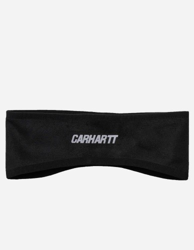 Carhartt WIP - Beaufort Headband black / reflective