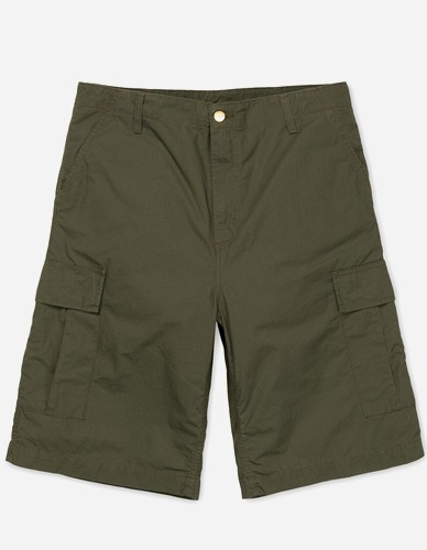 Carhartt WIP - Cargo Short Columbia cypress rinsed