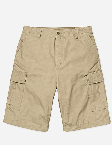 Carhartt WIP - Cargo Short Columbia leather rinsed