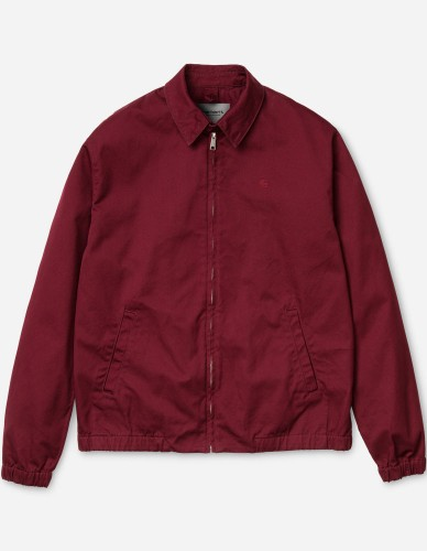 Carhartt WIP - Madison Jacket Cotton Questa varnish rinsed