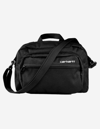 Carhartt WIP - Payton Shoulder Bag black / white