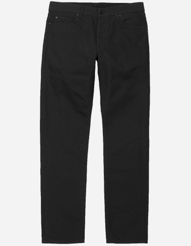 Carhartt WIP - Texas Pant Chicago black mill washed