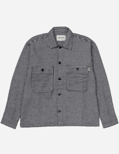 Carhartt WIP - W' L/S Norvell Shirt norvell check, white