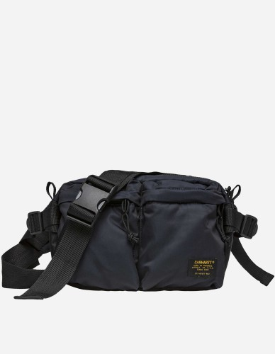 Carhartt WIP - Military Hip Bag dark navy/black
