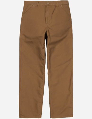 Carhartt WIP - Single Knee Pant Turner hamilton brown
