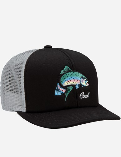 Coal - The Wilds Cap black