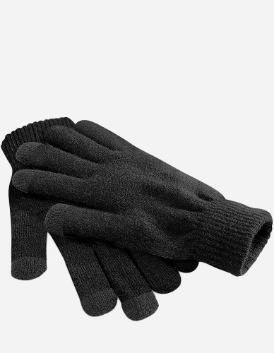 Depot2 Berlin - Handschuhe Touch Screen black