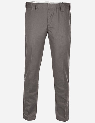 Dickies - Slim Fit Work Pant 872 charcoal grey