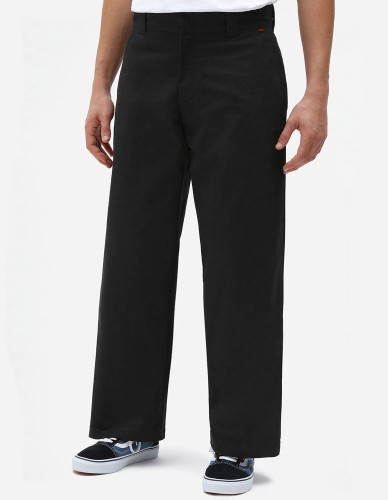 Dickies - Slim Straight Flex Pant black