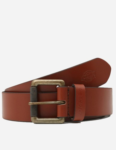 Dickies - South Shore Leather Belt brown