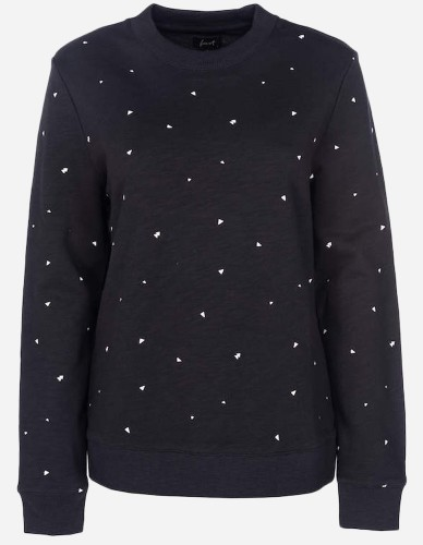 Forvert - W' Sweatshirt SALO dark navy allover