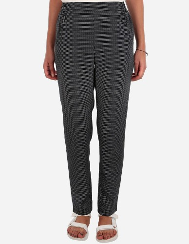 iriedaily - Blurred Pant black