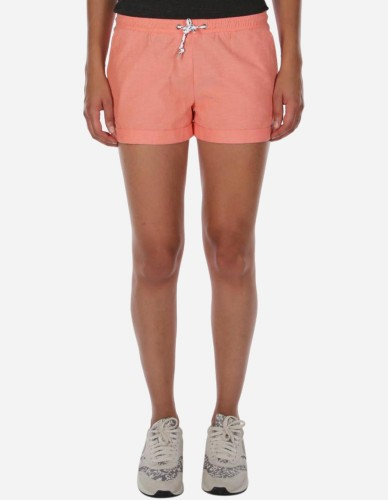 iriedaily - Chambray Girl Short salmon
