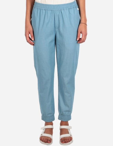 iriedaily - Civic Pant light blue
