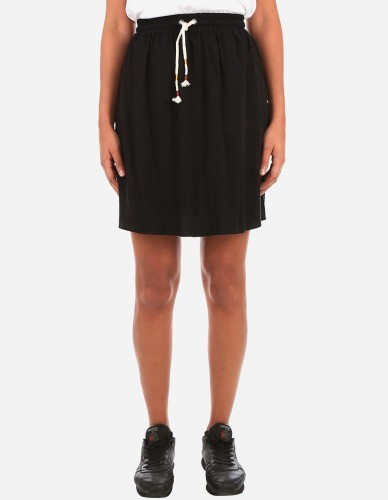 iriedaily - Civic Skirt black
