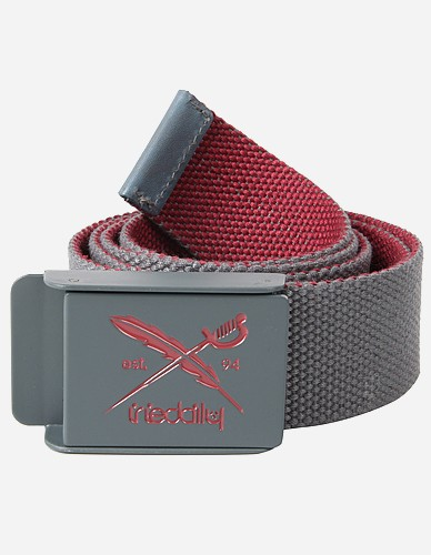 iriedaily - Flip the Side Belt anthracite