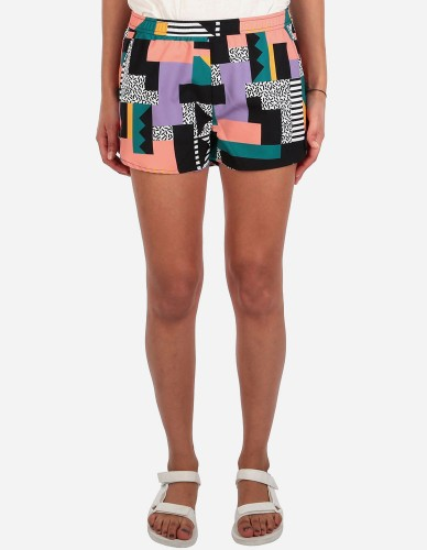iriedaily - Funky Boardshort crazy color