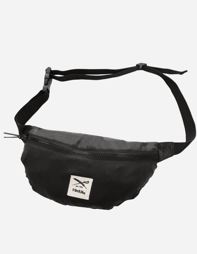 iriedaily - Gridstop Hip Bag black