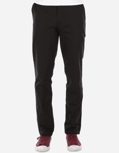 iriedaily - ID Straight Chino L32 black