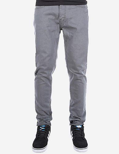 iriedaily - ID44 Tapered Pant L32 grey enz.D