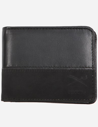 iriedaily - Mashed Wallet black