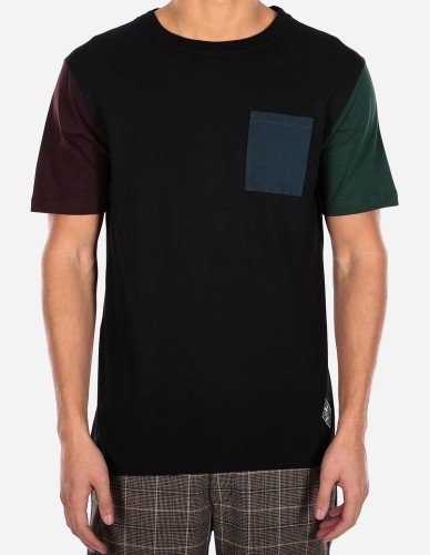 iriedaily - Nomadic Pocket Tee black