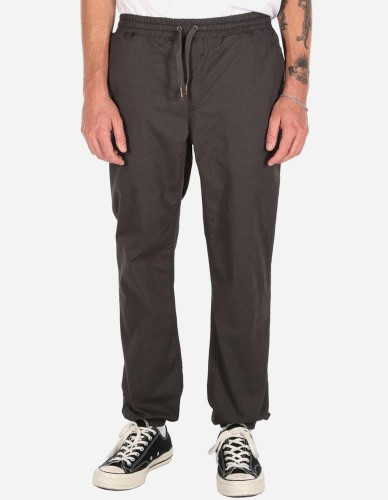 iriedaily - Relax City Pant black-anthra