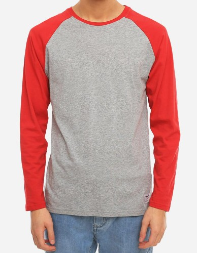 iriedaily - Ruged LS red