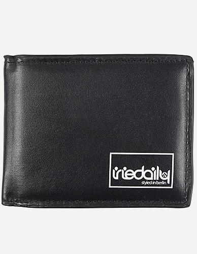 iriedaily - Styled Berlin Wallet black white