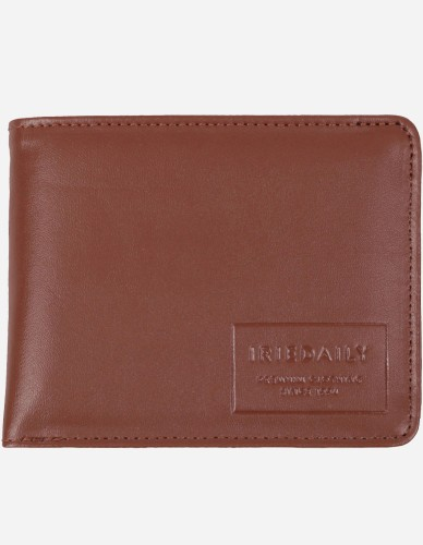iriedaily - Styled Reclaim Wallet tobacco