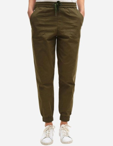 iriedaily - Worker Pant d olive