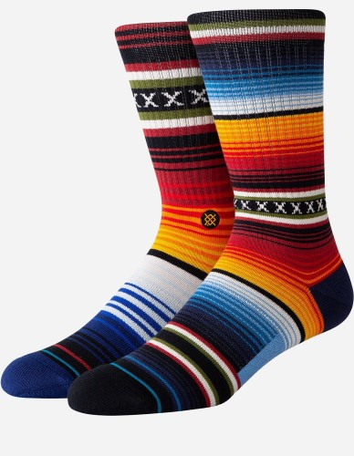 Stance - Curren Crew Sock red