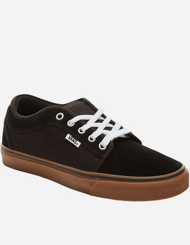 Vans - Chukka Low black/black/gum