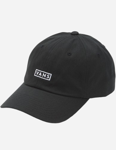 Vans - Vans Curved Bill Jockey Cap black