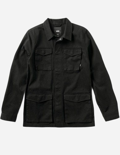 Vans - Vans X Thrasher M65 Jacket black