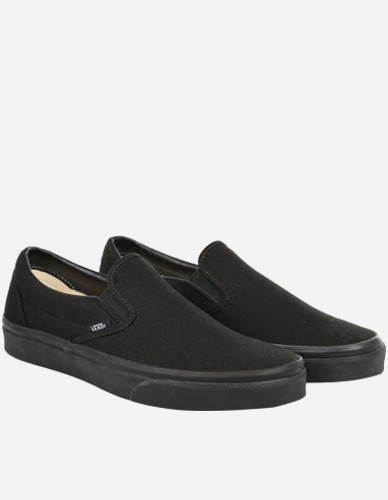 Vans - Classic Slip-On black / black