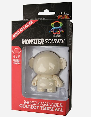Diverse - Musik Monsters Sound white