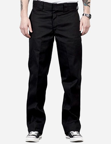 Dickies - Slim Straight Work Pant 873 black